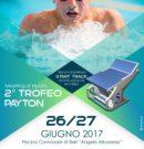 2^ Trofeo Payton, 26 e 27 giugno 2017. Piscina Comunale di Bari