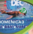 Bari Swimming Contest, domenica 3 dicembre pronti a nuotare