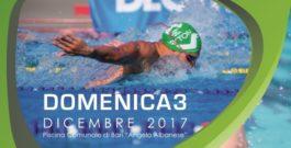 Bari Swimming Contest, festa del nuoto il 3 dicembre